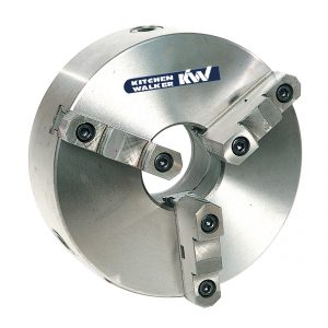 3 Jaw Self-centring 2 Piece Jaw Chucks