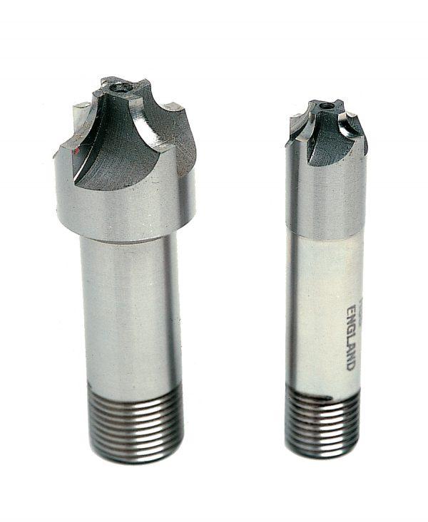 Corner rounding cutters