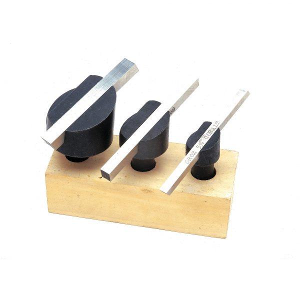 1/2 fly cutter set