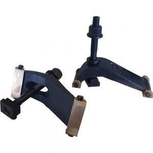 2 Piece Adjustable U Clamp Set