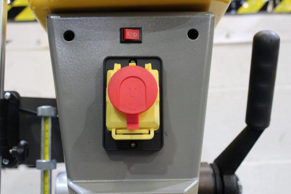 D Series Bench Drill Button