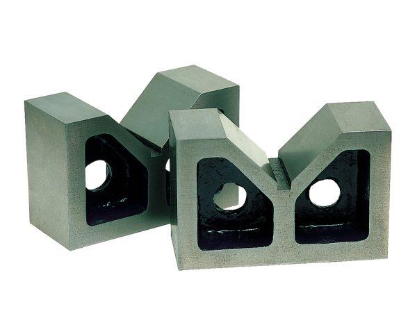 Cast iron V blocks