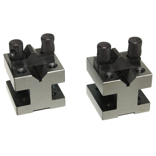 Precision V Block and Clamps