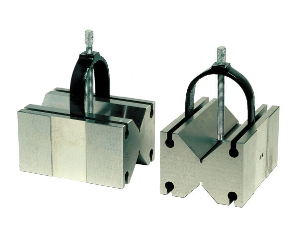 V Blocks with Clamps