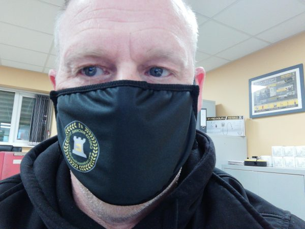 Chester Machine Tools Face Mask