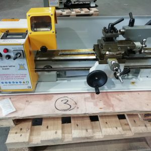 Ex Demo Conquest Super Lathe